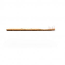 Fehér bambusz fogkefe