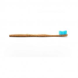 Kék bambusz fogkefe